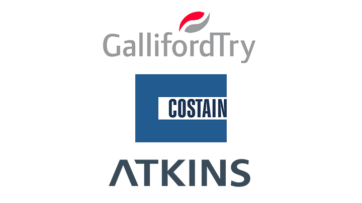 Gallifords-Try, Costain, Atkins JV