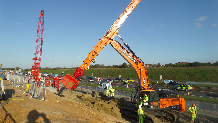 A13 Widening Project
