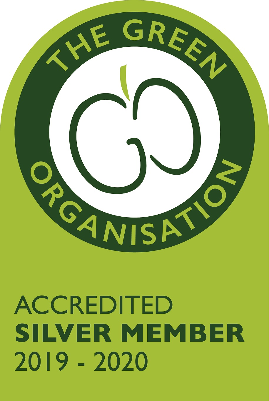 The Green Organisation Silver Membership