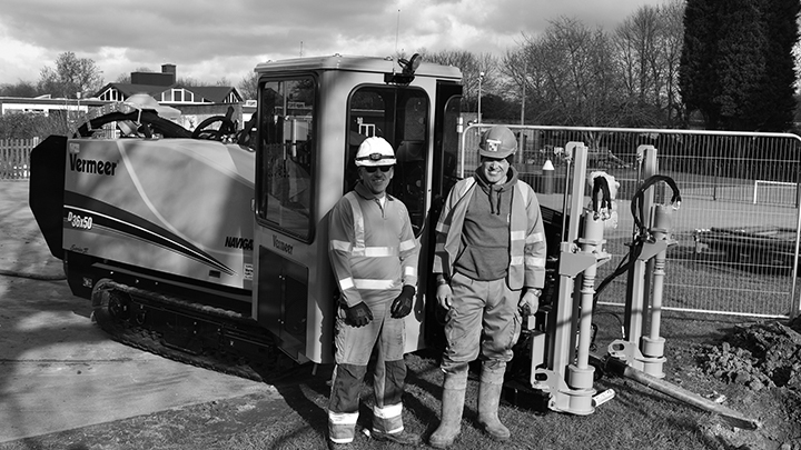 Johnston Trenchless Solutions invests in new Directional Drilling Fleet