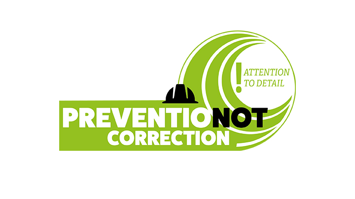 Prevention Not Correction