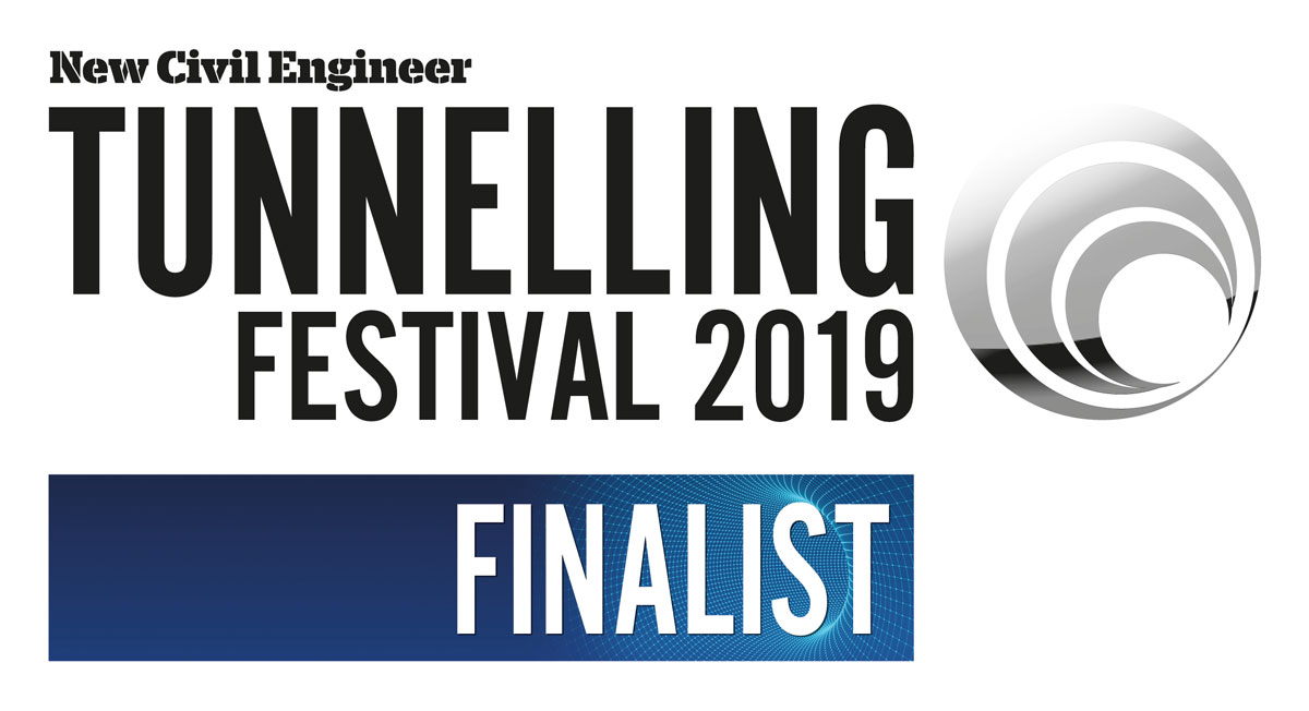 Joseph Gallagher shortlisted for Tunnelling Festival Awards